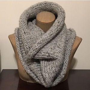 Accessories - Oversized cowl neck scarf